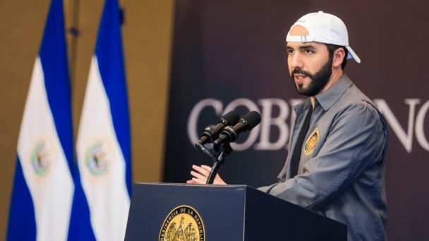 presidente millennial Nayib